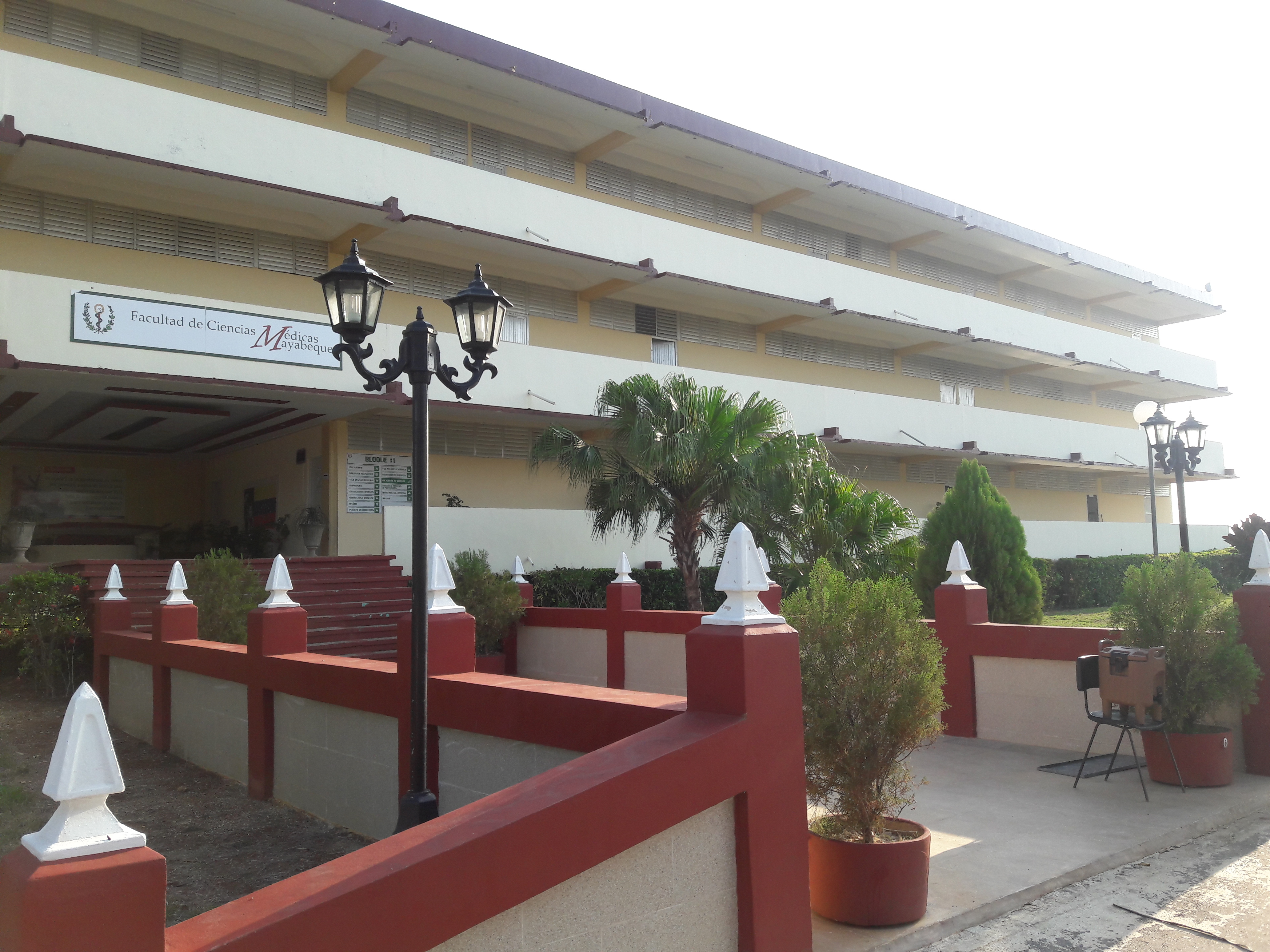 Facultad de Ciencias Médicas de Mayabeque